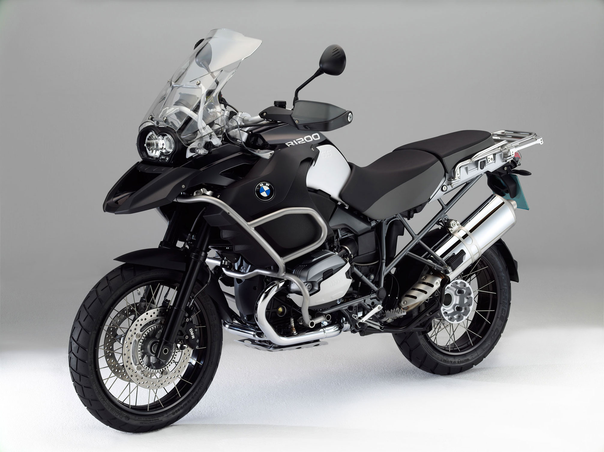 BMW R1200GS Adventure Triple Black 2013 images #8617