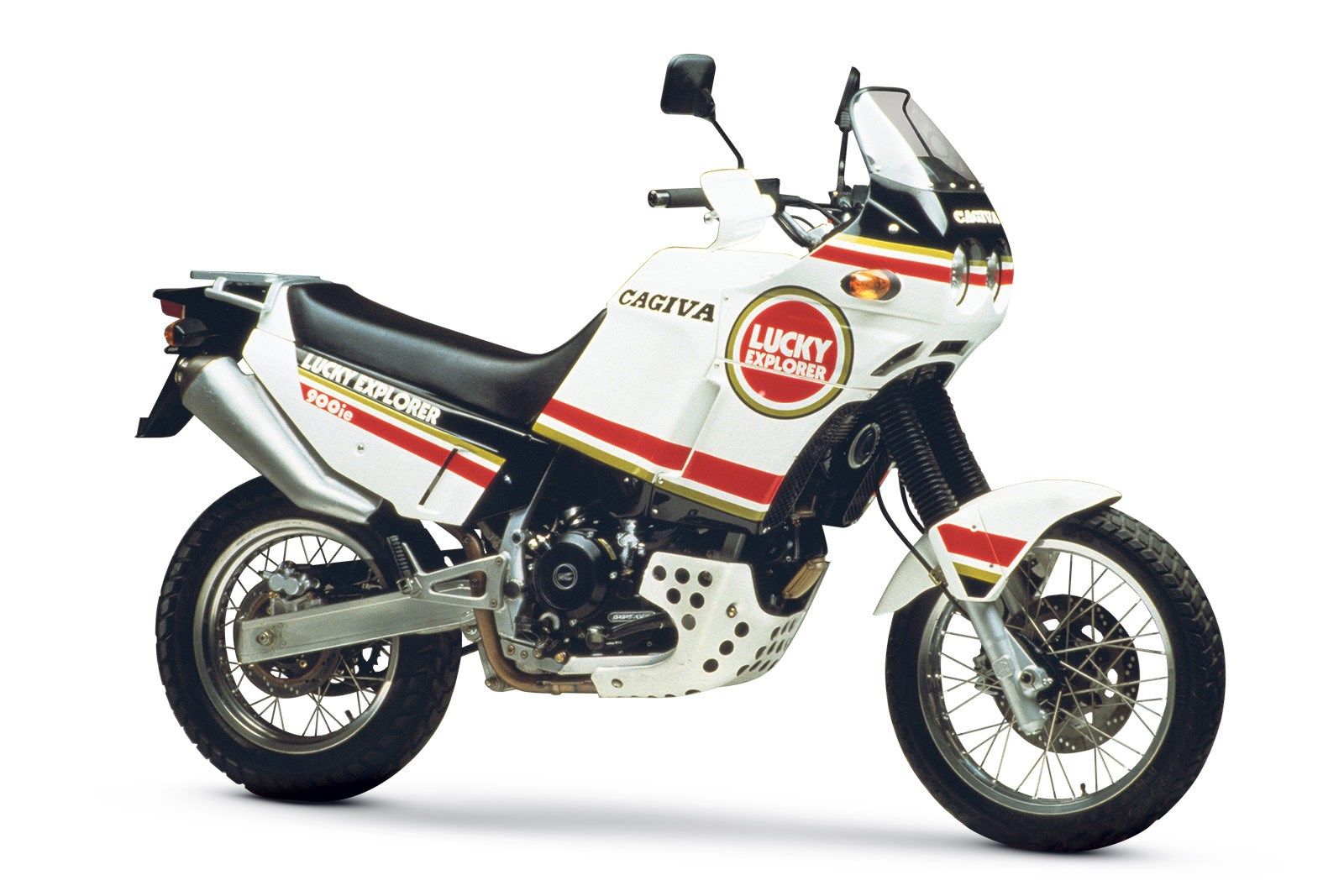 Cagiva Elefant 900 IE Lucky Strike images #69031