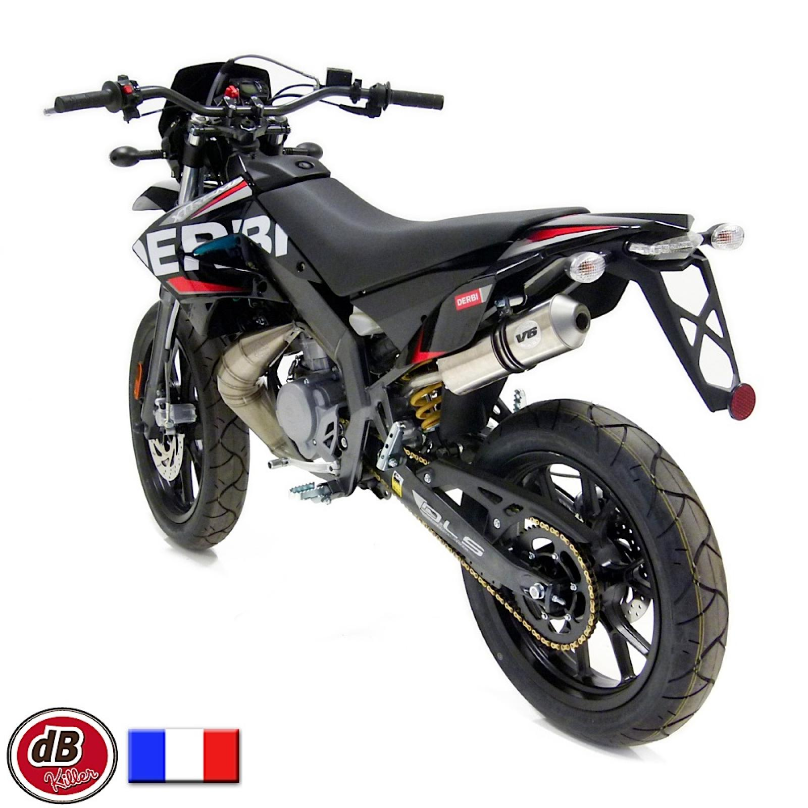 Derbi Senda DRD 50X-Treme SM 2011 images #153635