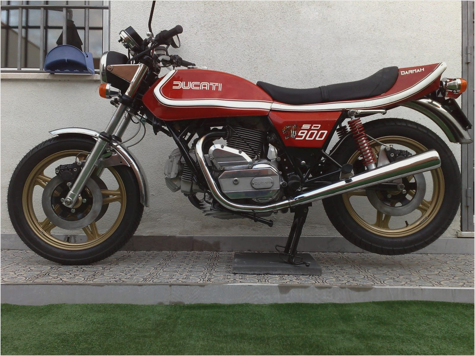 Ducati 900 SD Darmah 1978 wallpapers #10402
