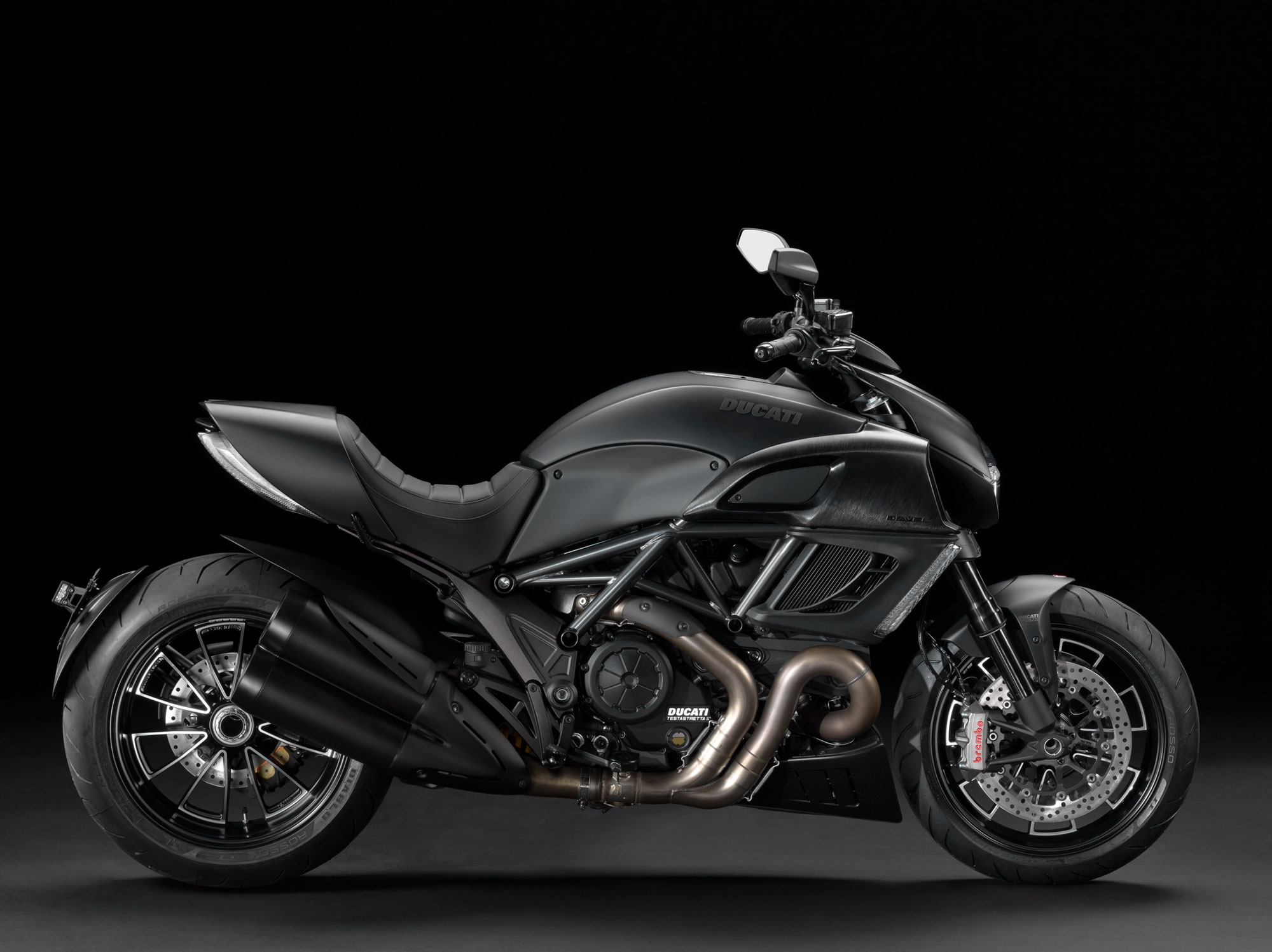 Ducati Diavel Dark wallpapers #12787