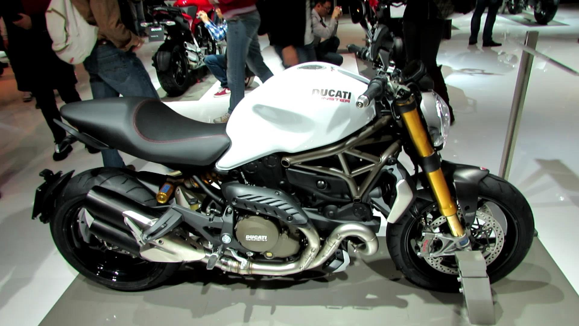 Ducati Monster 1200 wallpapers #134119