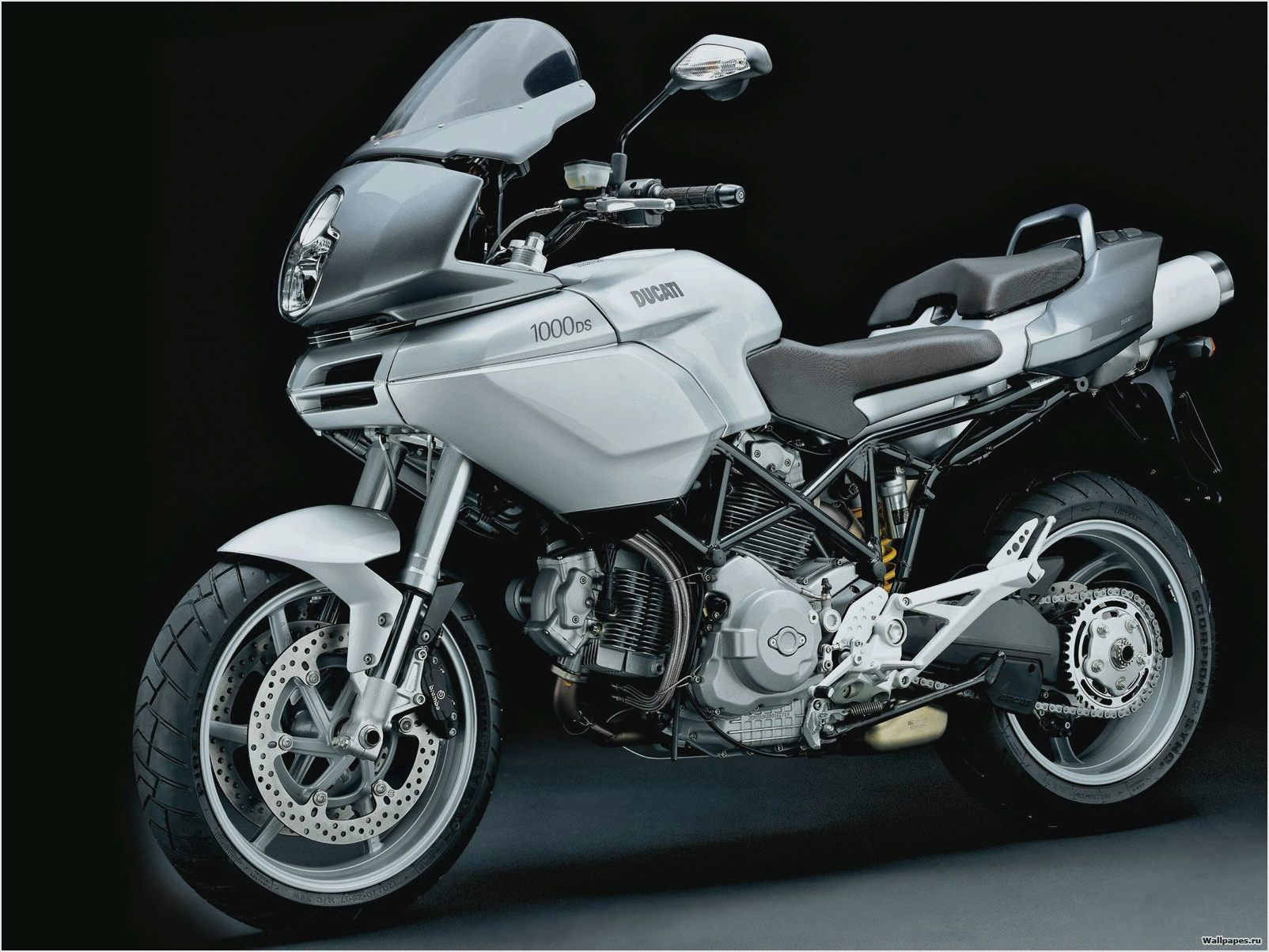 Ducati Multistrada 1000 DS 2006 images #79204