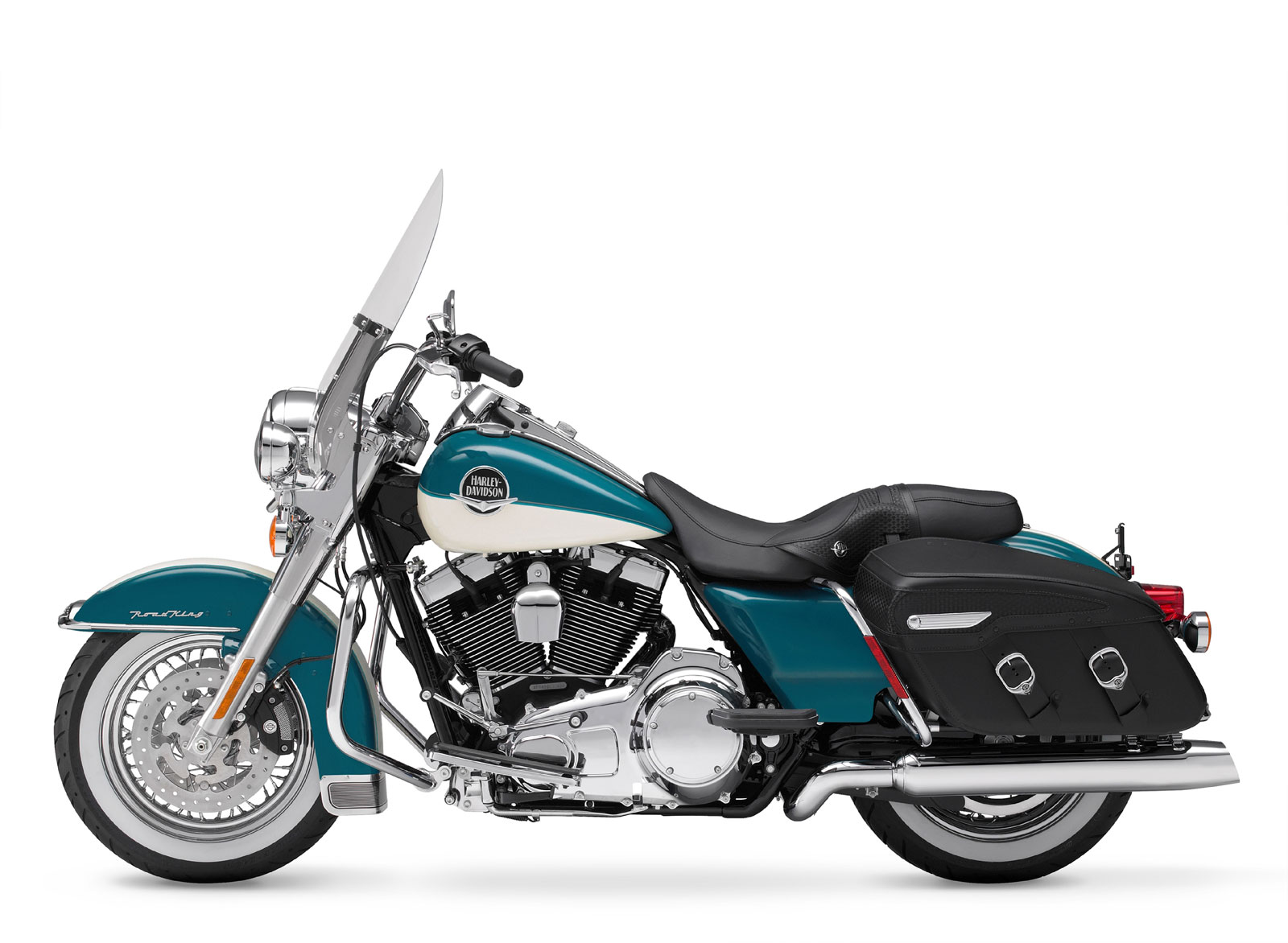 Harley-Davidson FLHRC Road King Classic 2009 pics #18748