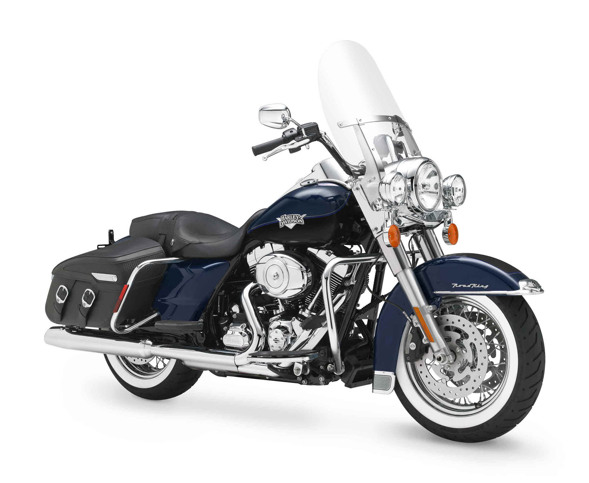 Harley-Davidson FLHRC Road King Classic 2012 pics #20439