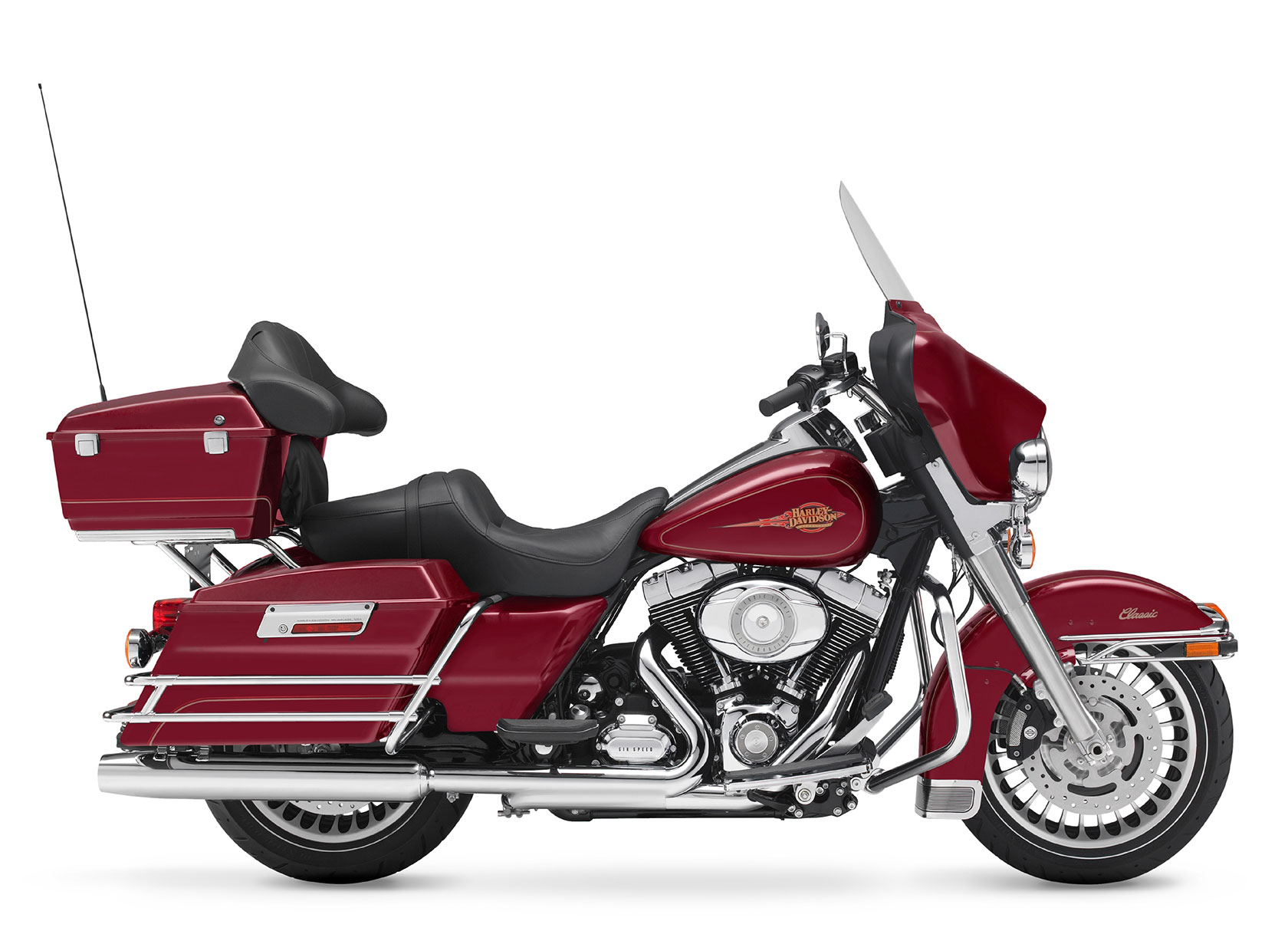 Harley-Davidson FLHTC Electra Glide Classic 2010 pics #19044