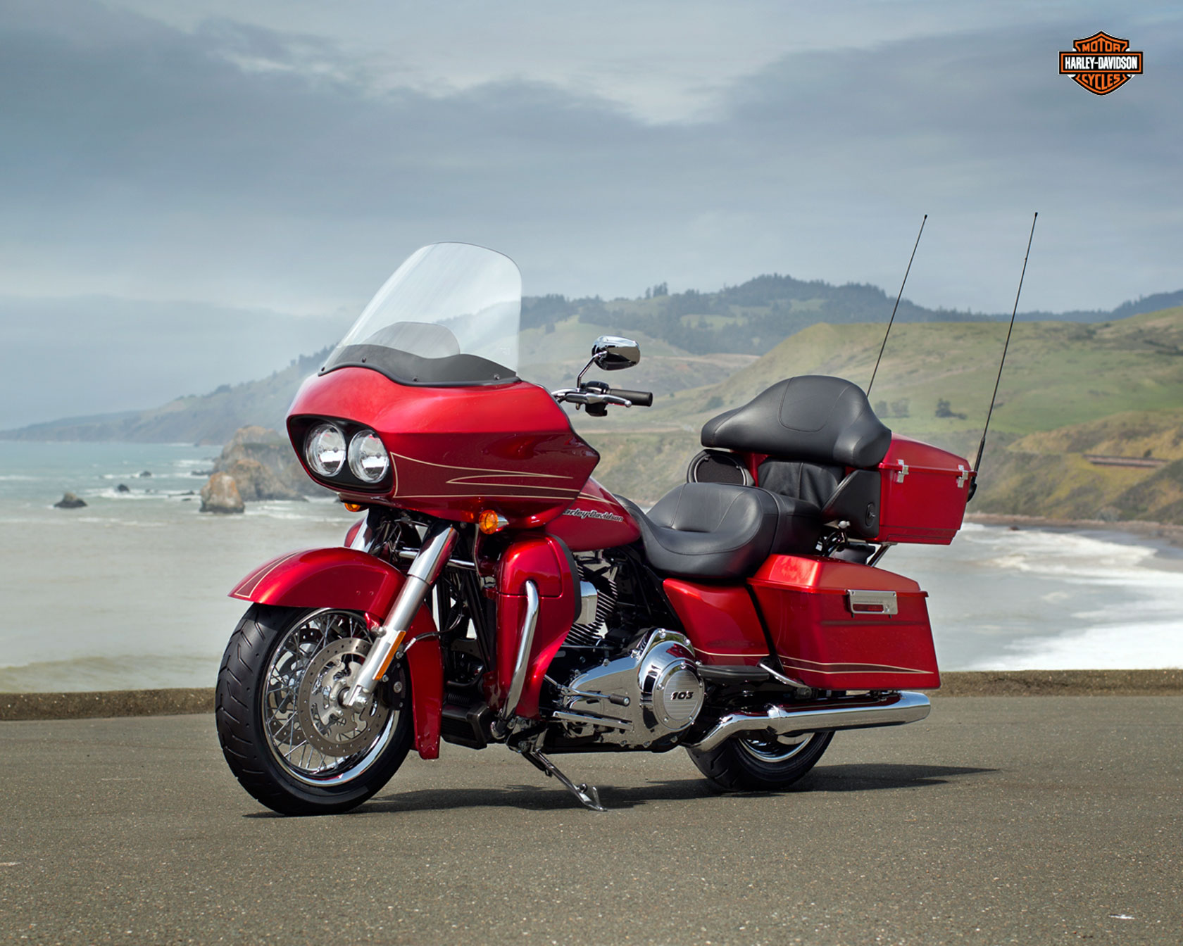 2012 Fltru Harley Davidson Wiring Diagram Reinvent Your 2014 Ultra Limited Road Glide Pics Specs And Rh Onlymotorbikes Com Ford 1982 Sportster