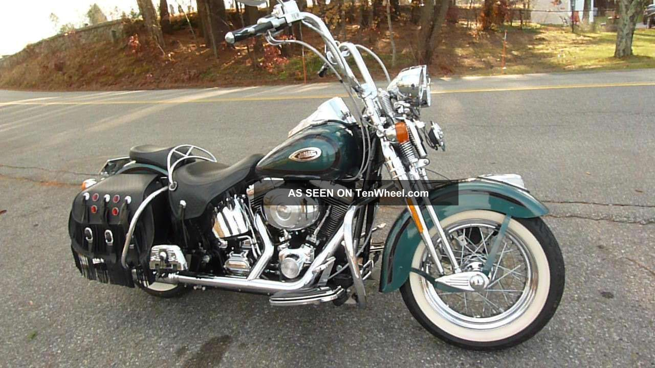 Harley-Davidson FXSTS Springer Softail 1997 images #79999
