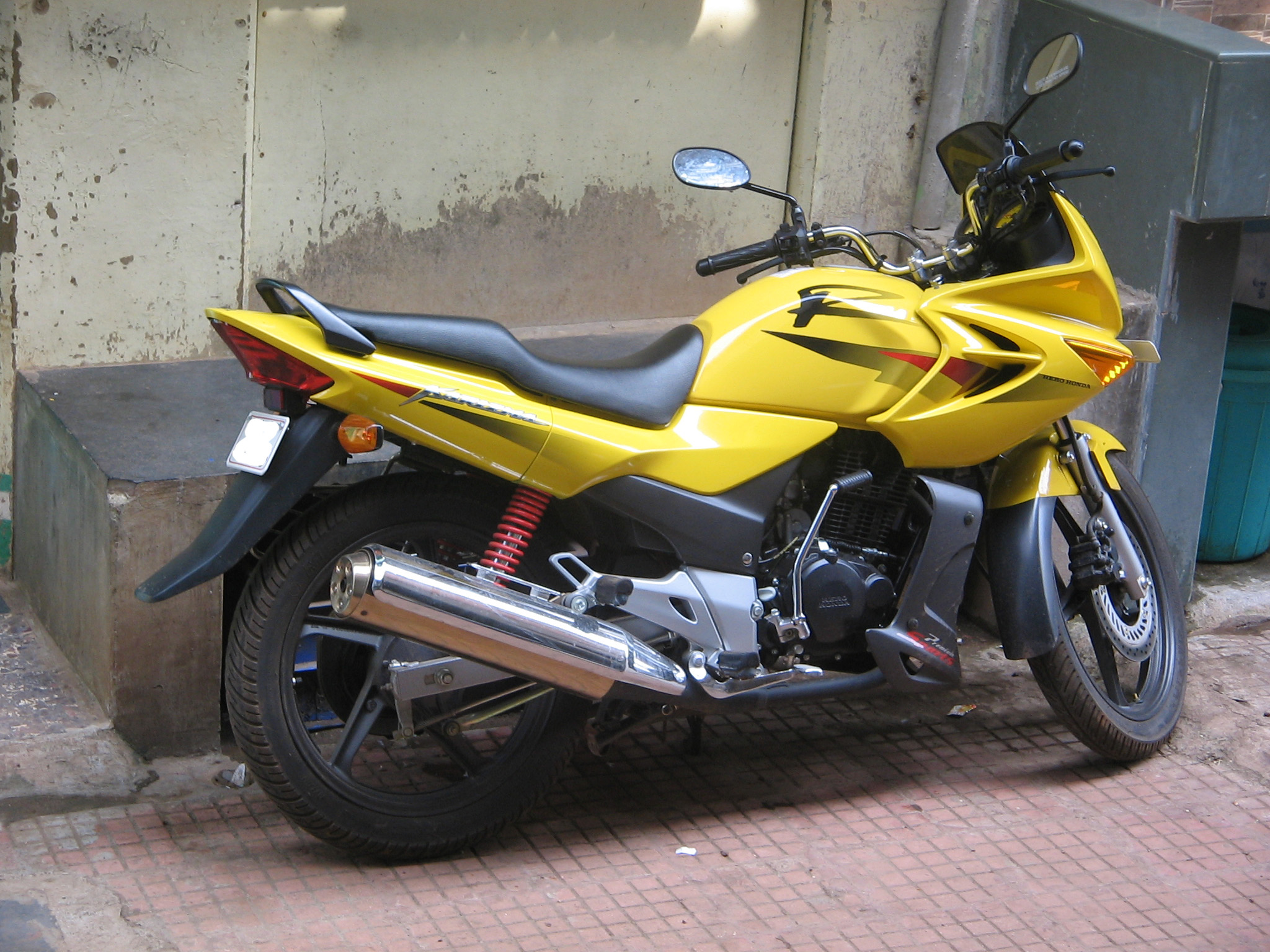 Hero Honda Karizma 2008 wallpapers #137767