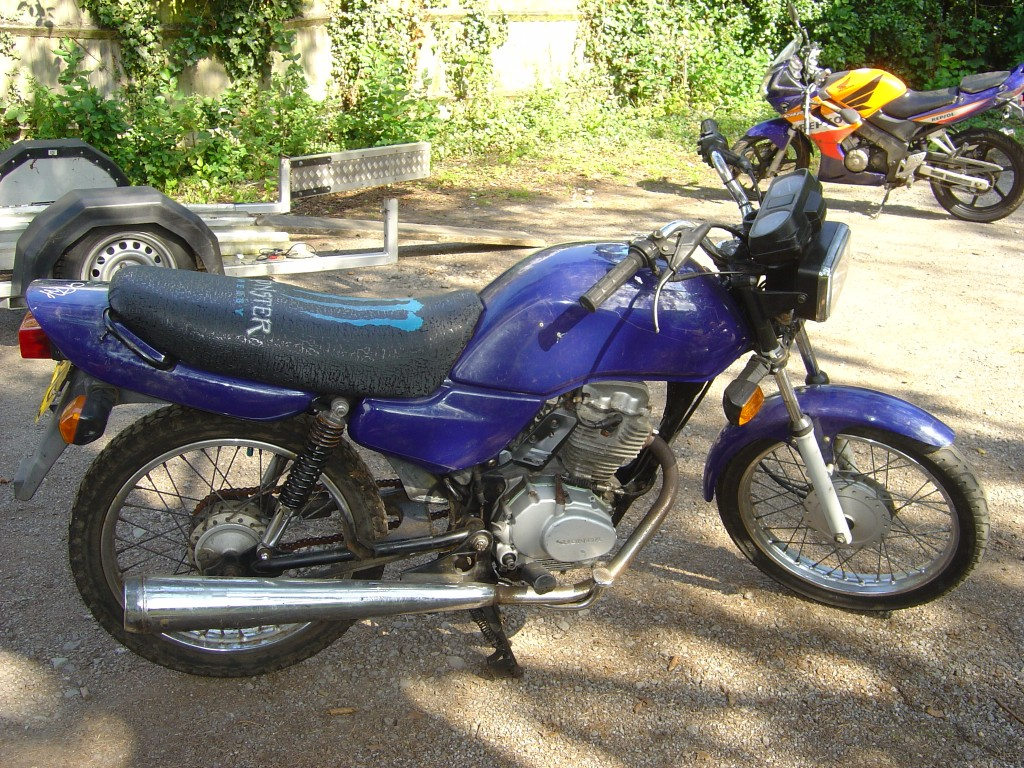 Honda CG 125 wallpapers #133804