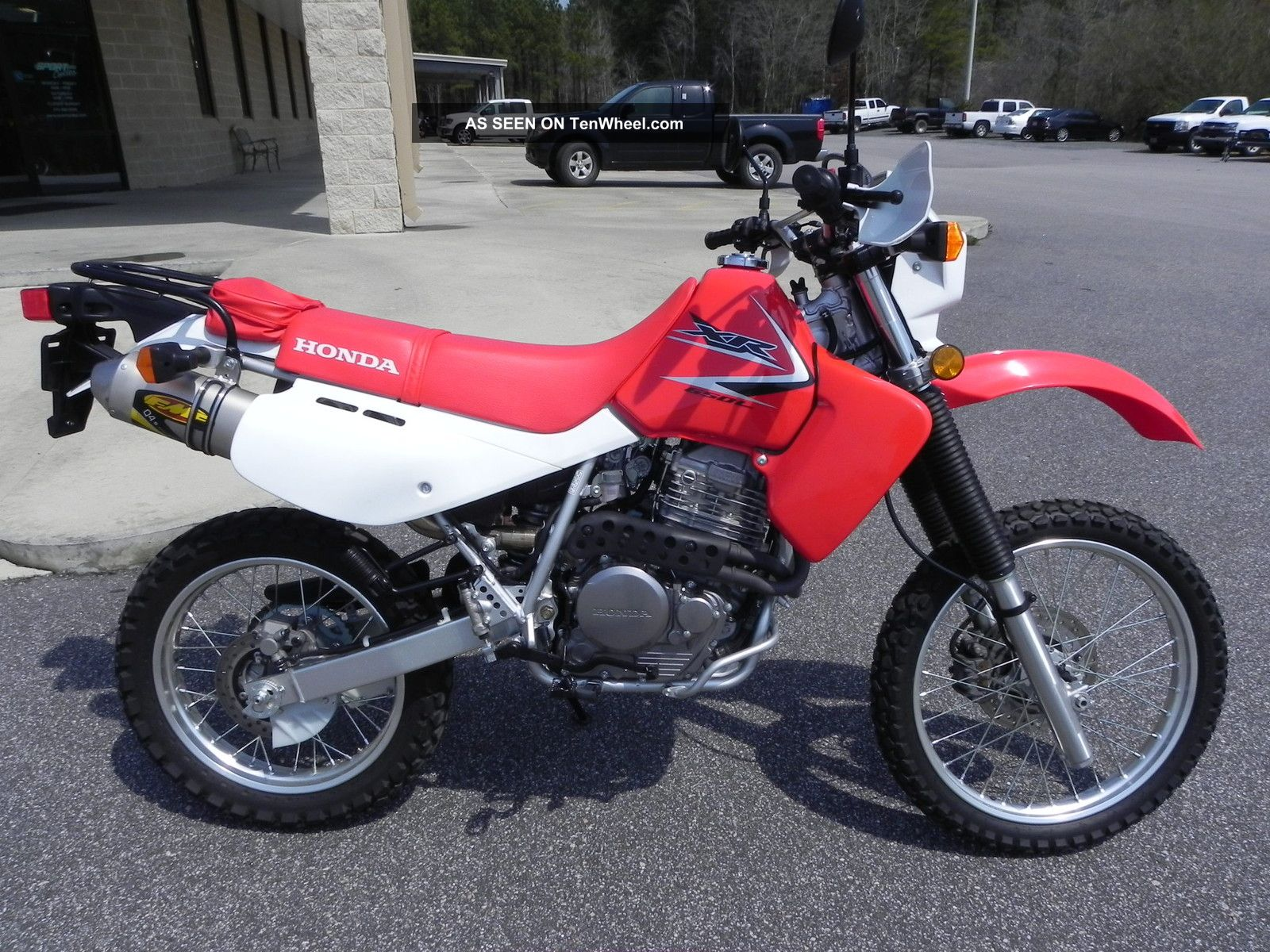 Xr 650 Air Cooled Pictures