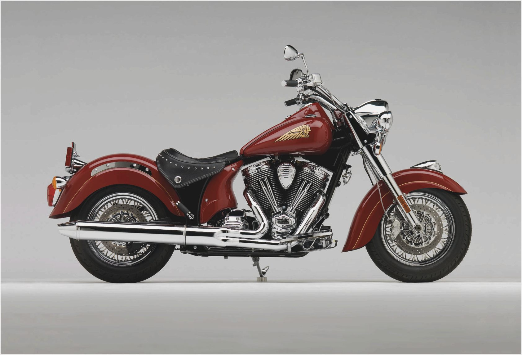 Indian Chief Deluxe 2011 images #97853