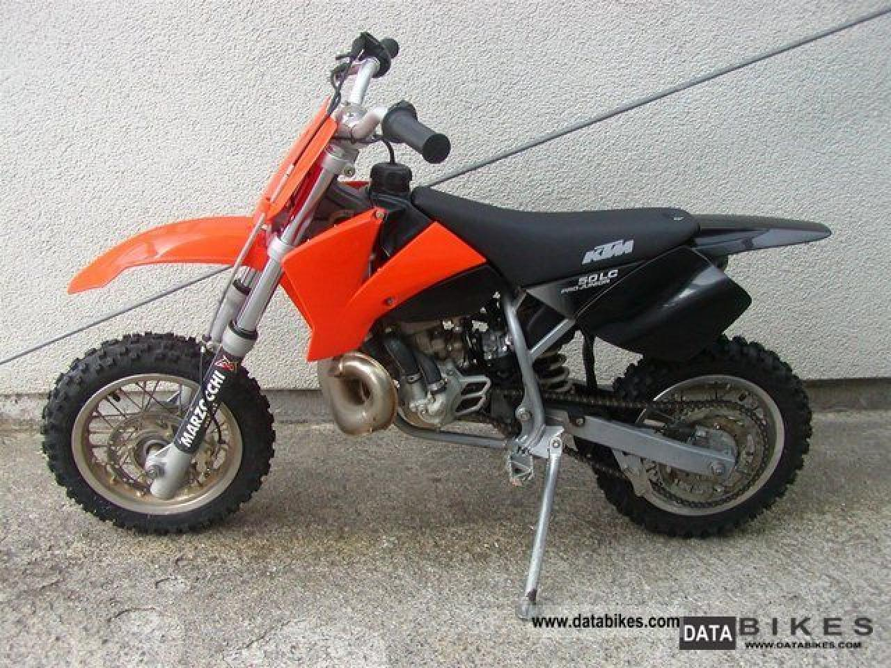 KTM 50 SX Pro Junior LC 2003 images #85746