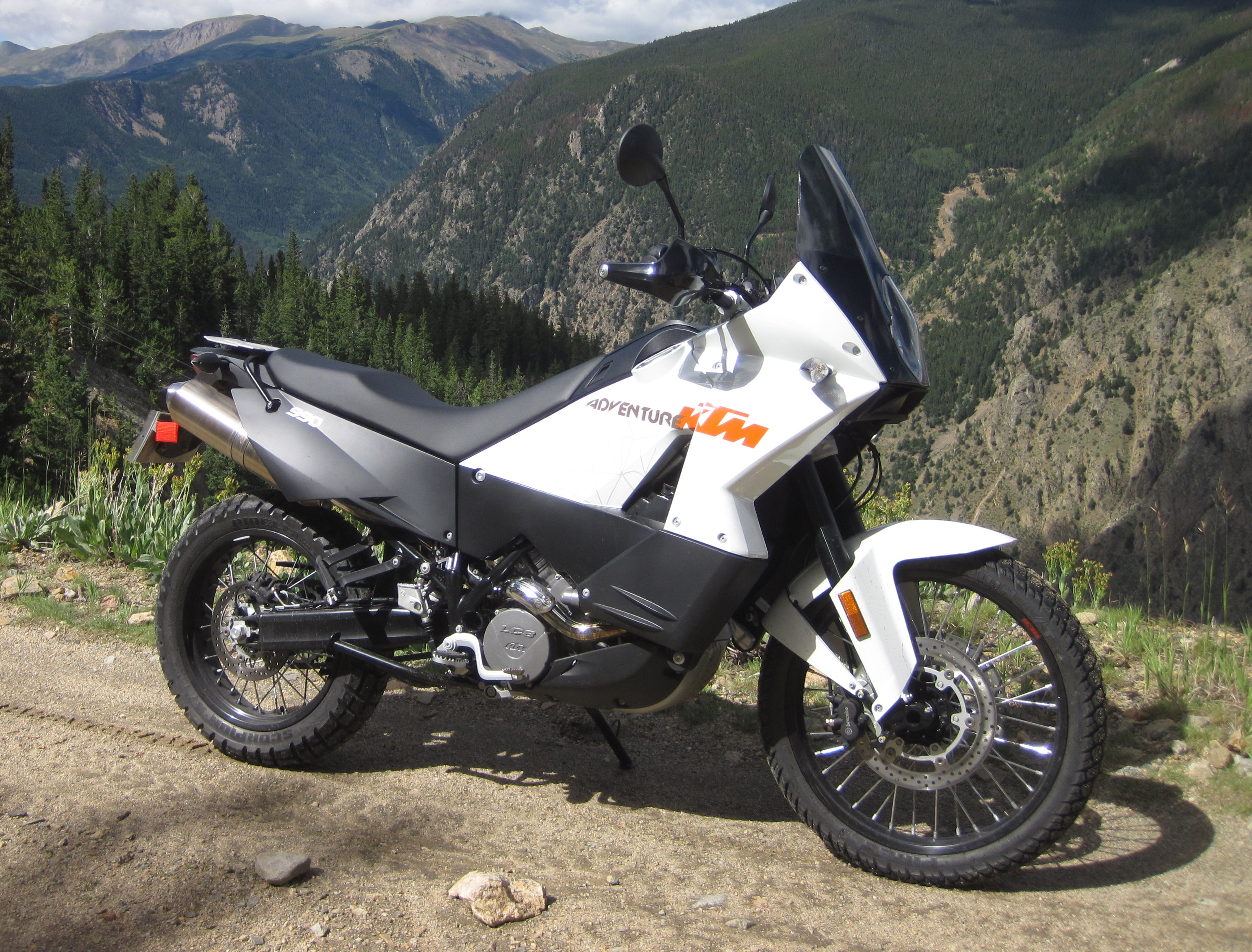 KTM 990 Adventure ABS 2010 pics #37404