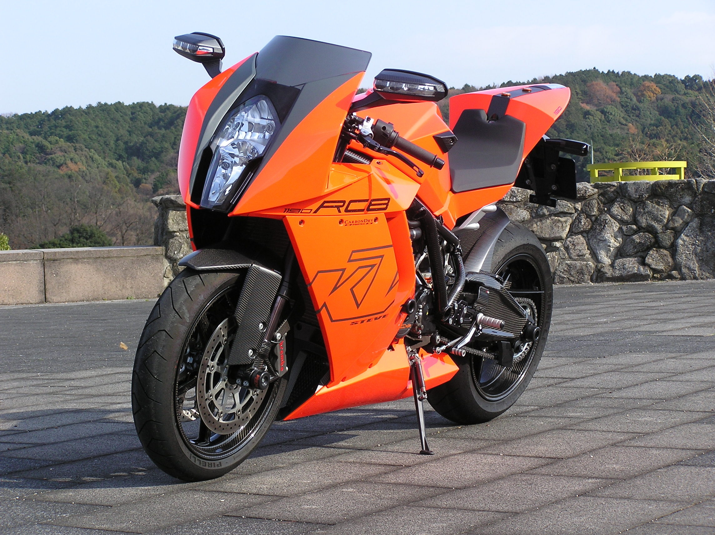 KTM RC8 wallpapers #135490