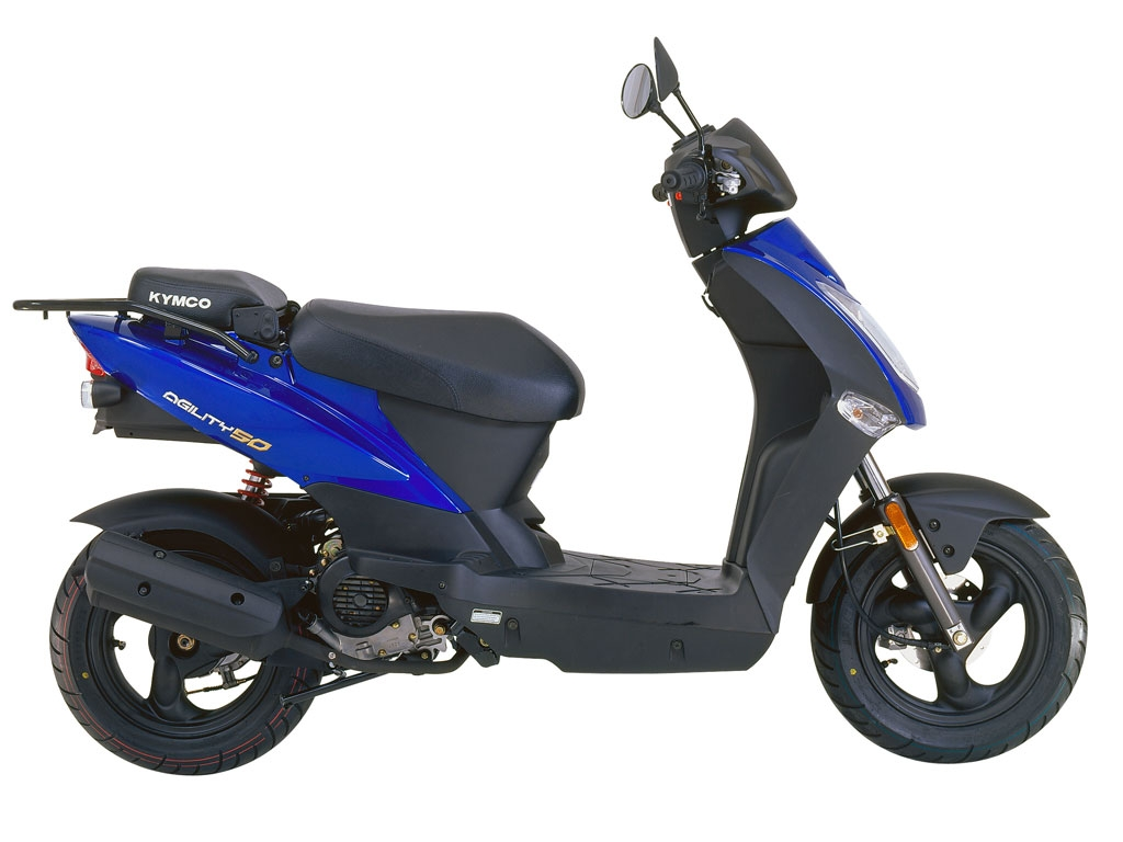 Kymco Agility 50 2006 images #101915