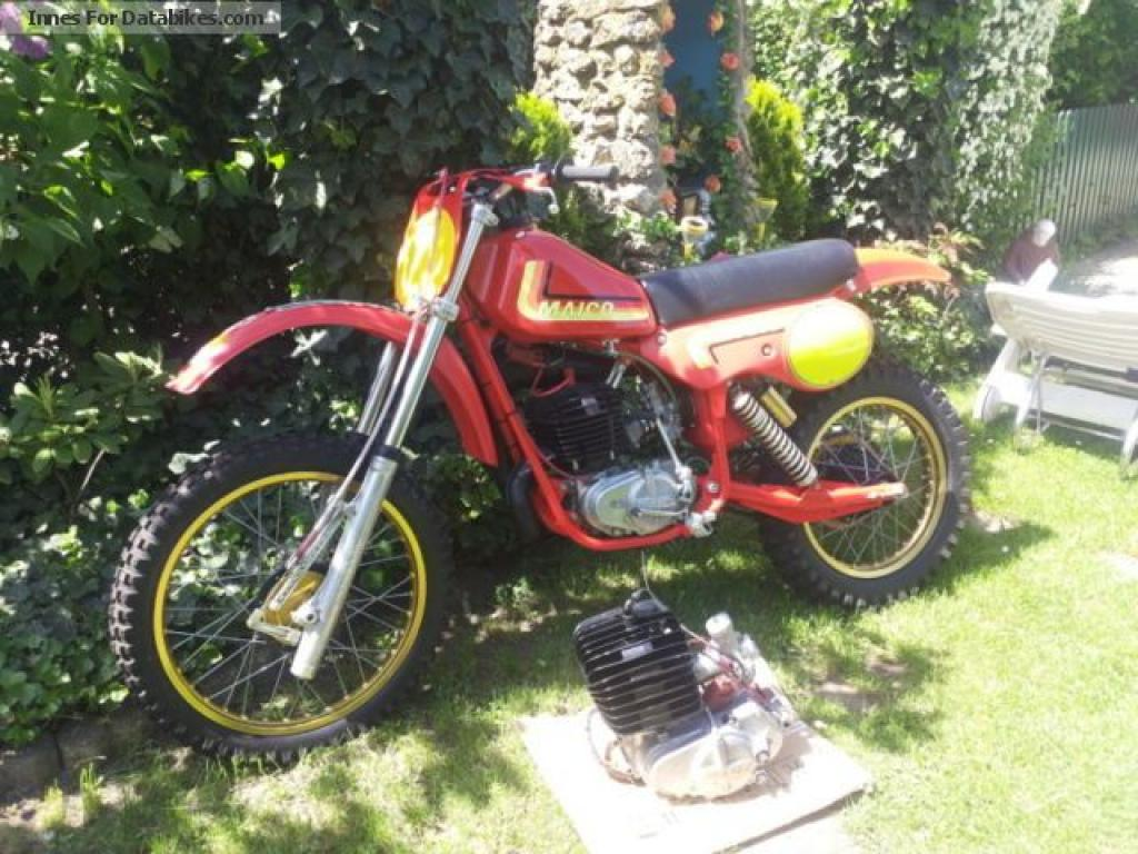 Maico MD 250 WK 1981 images #103501