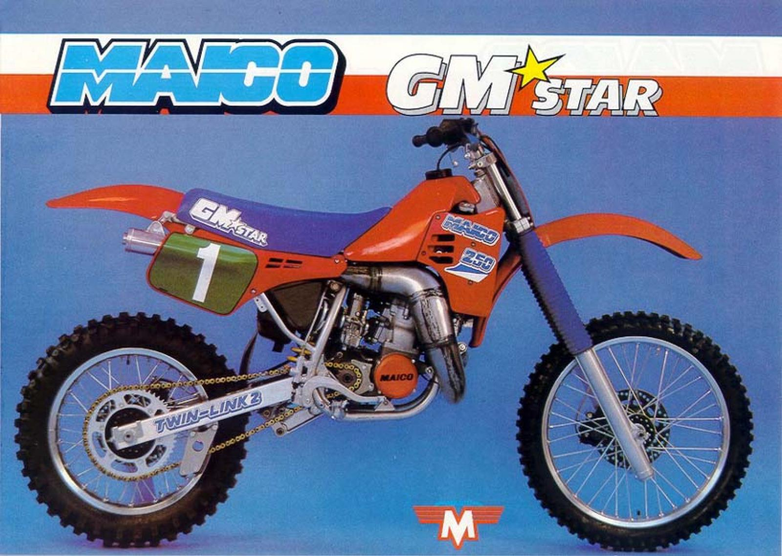Maico MD 250/6 1977 images #102905