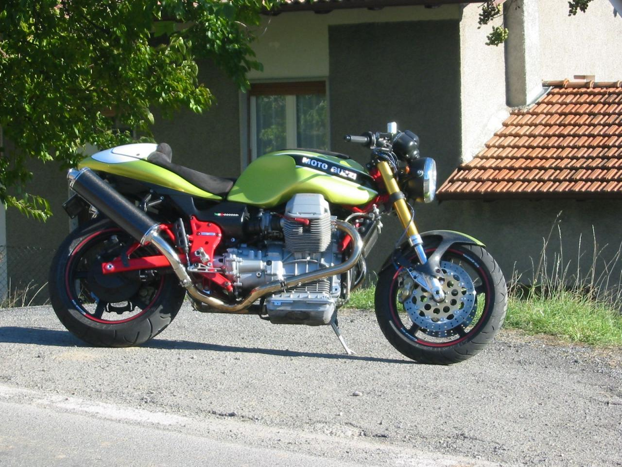 Moto Guzzi 1000 Daytona Injection images #108543