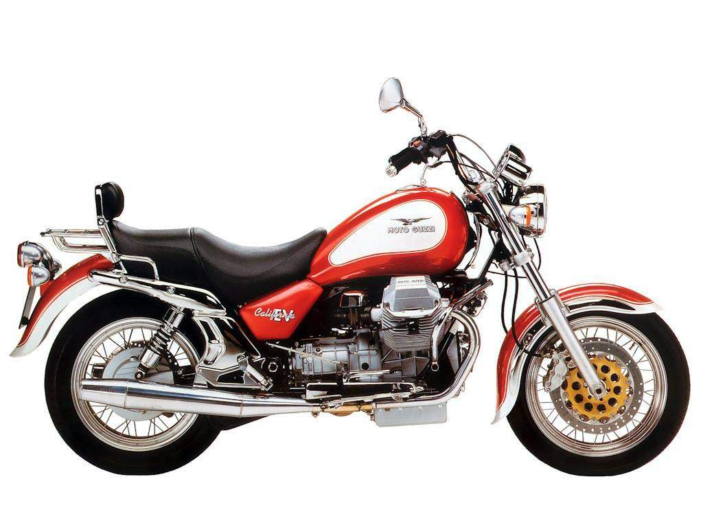 Moto Guzzi California 1100 i 1997 images #108842