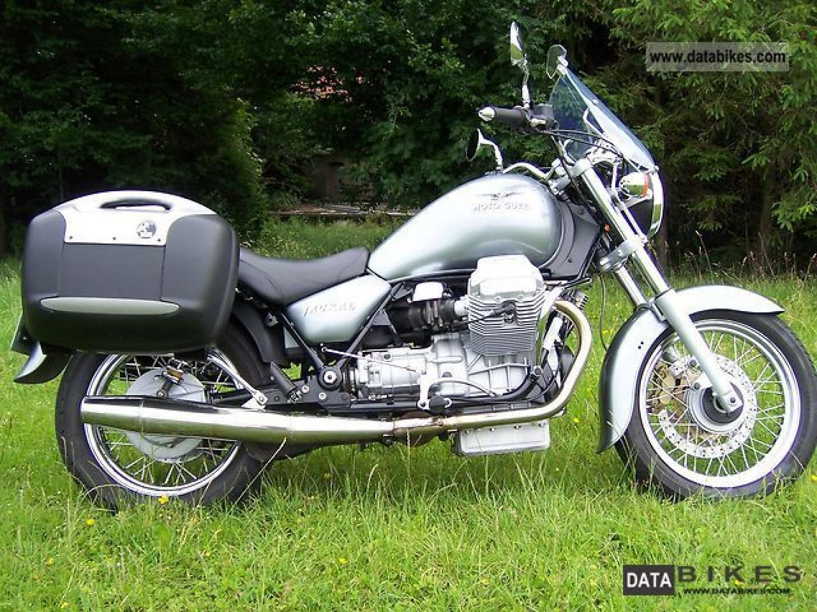 Moto Guzzi California Jackal 2001 images #109131