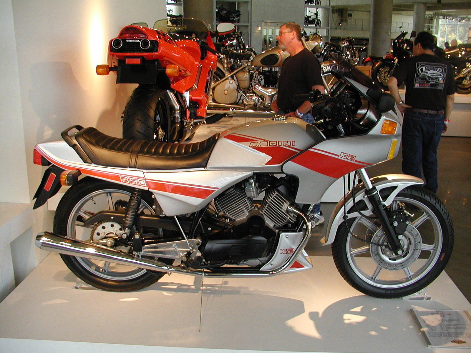 Moto Morini New York 500 1990 wallpapers #140155
