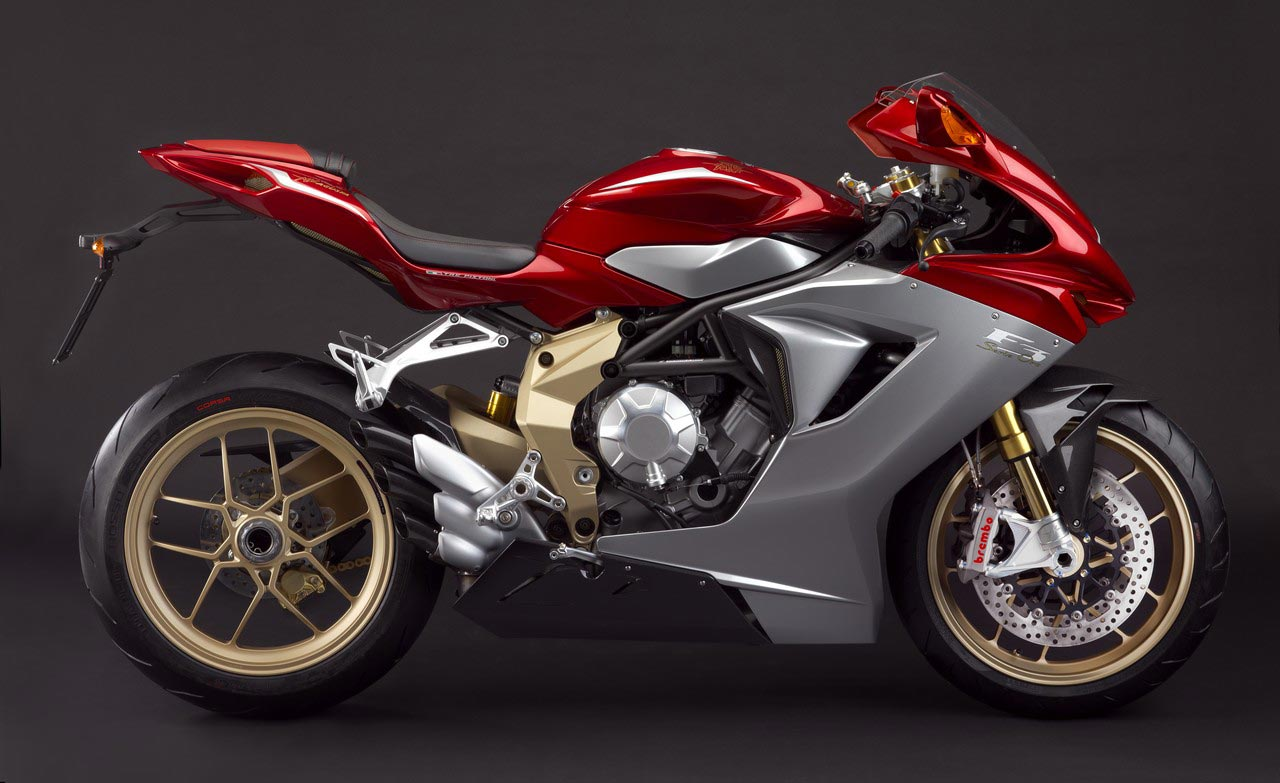 MV Agusta F3 2011 wallpapers #139955