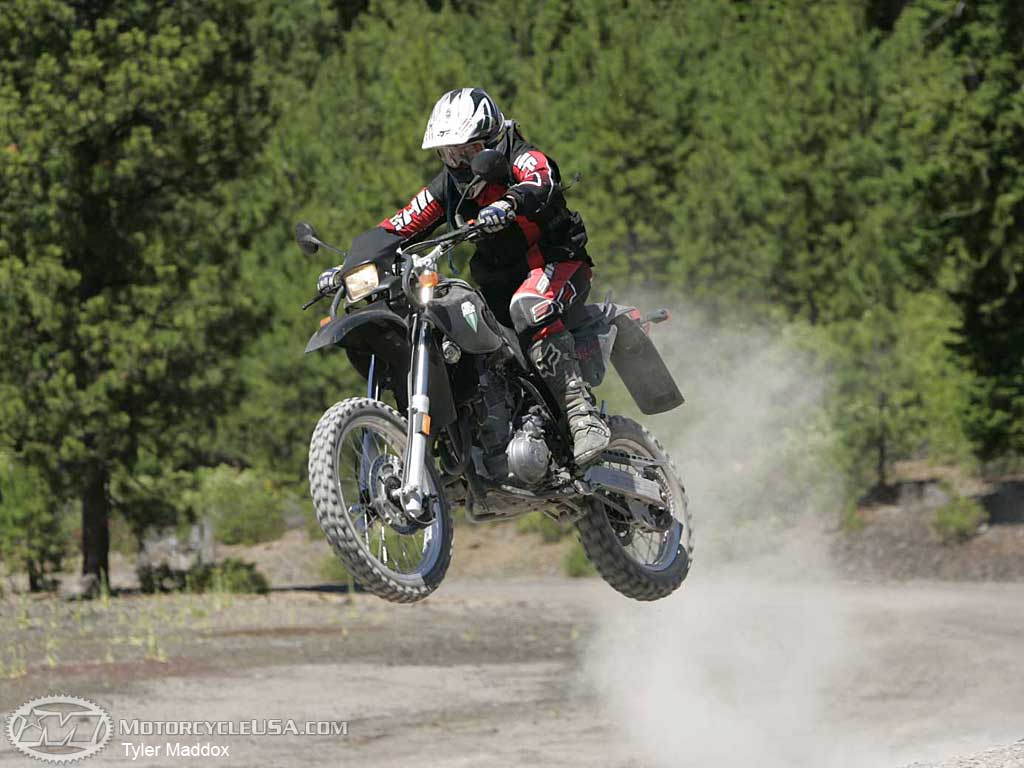 MZ Baghira 660 Enduro 2007 wallpapers #144018
