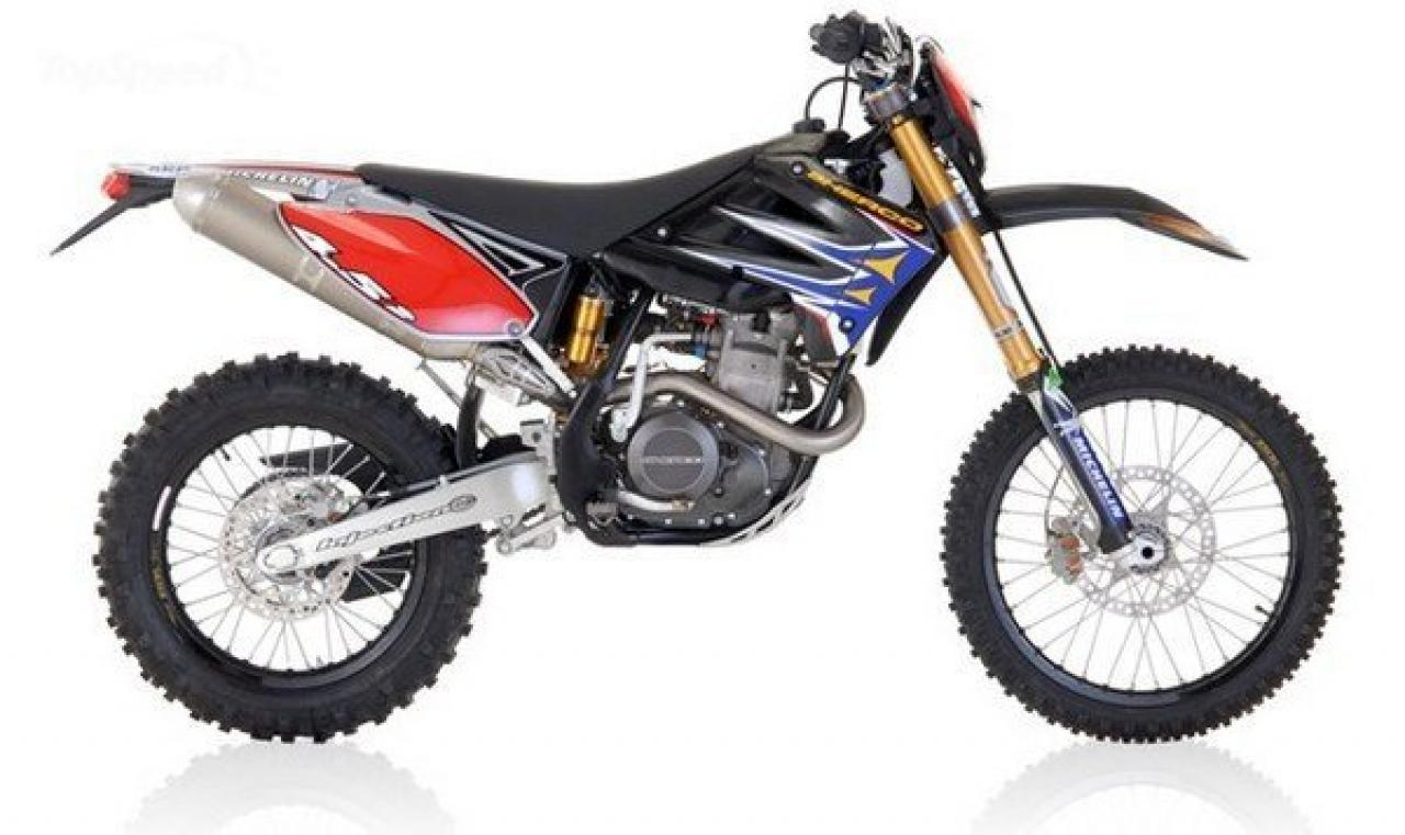 Sherco 3.2 4T 2008 wallpapers #129538