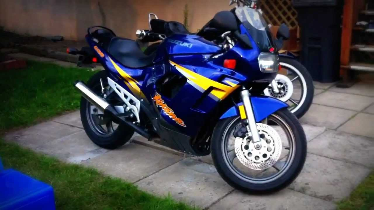1996 suzuki gsx 600 f pics specs and information. Black Bedroom Furniture Sets. Home Design Ideas