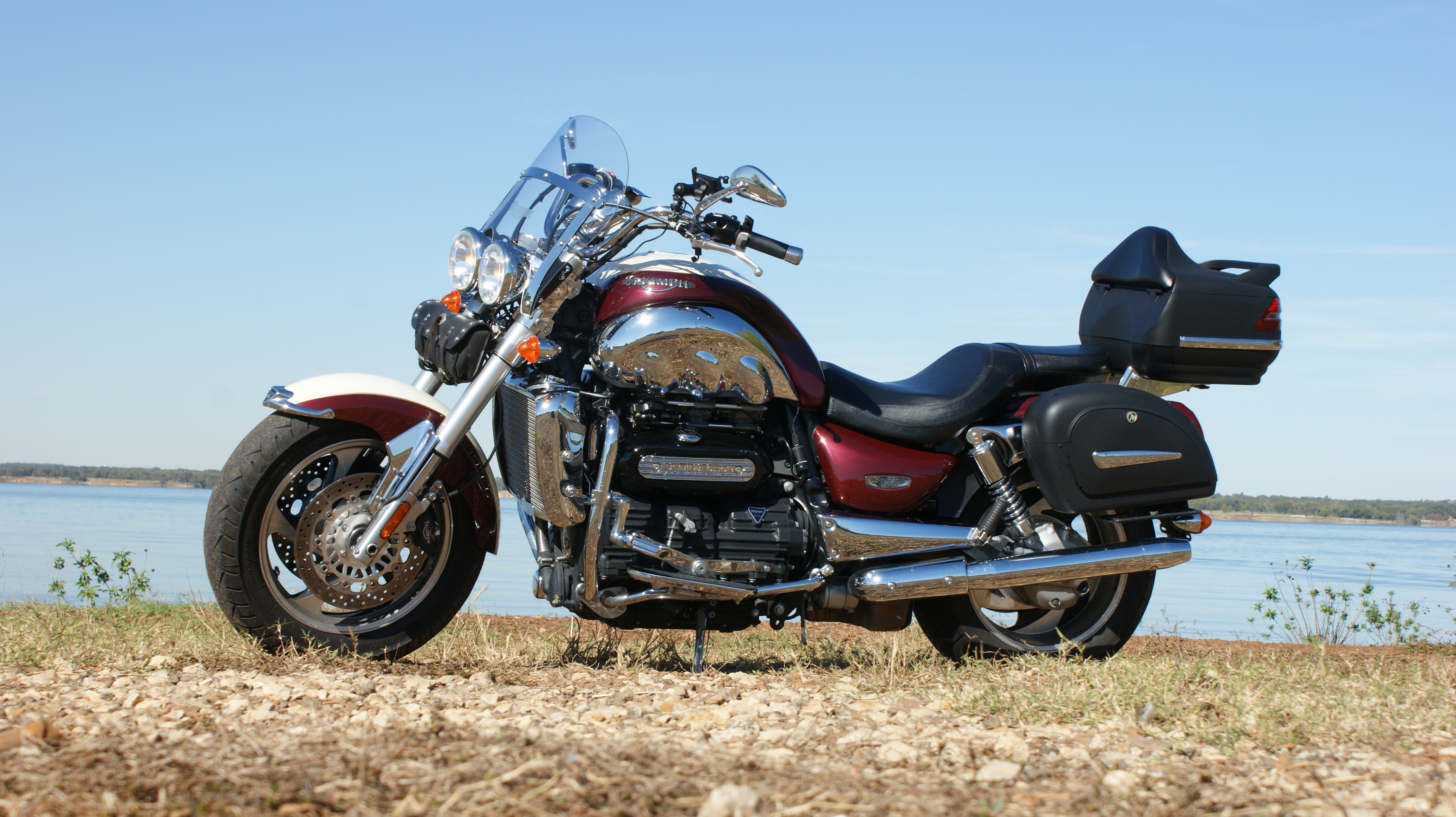 Triumph Rocket III Touring wallpapers #130764