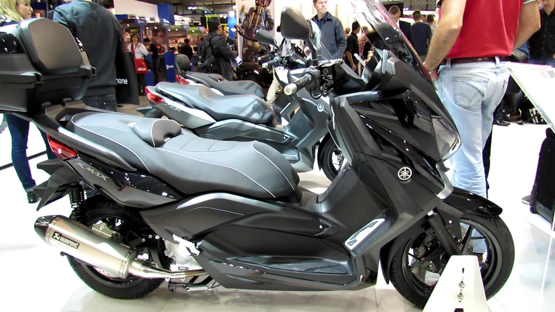 Yamaha X-MAX 125 2013 wallpapers #142729
