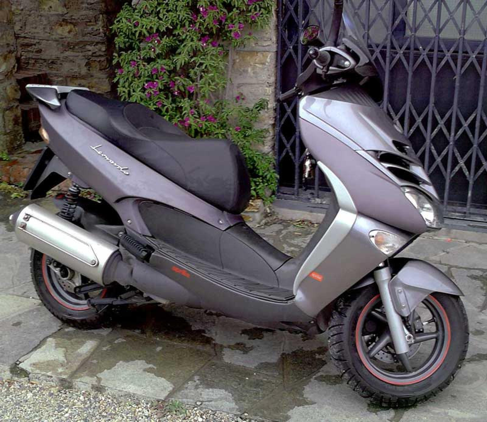 Aprilia Leonardo 125 2005 wallpapers #56447
