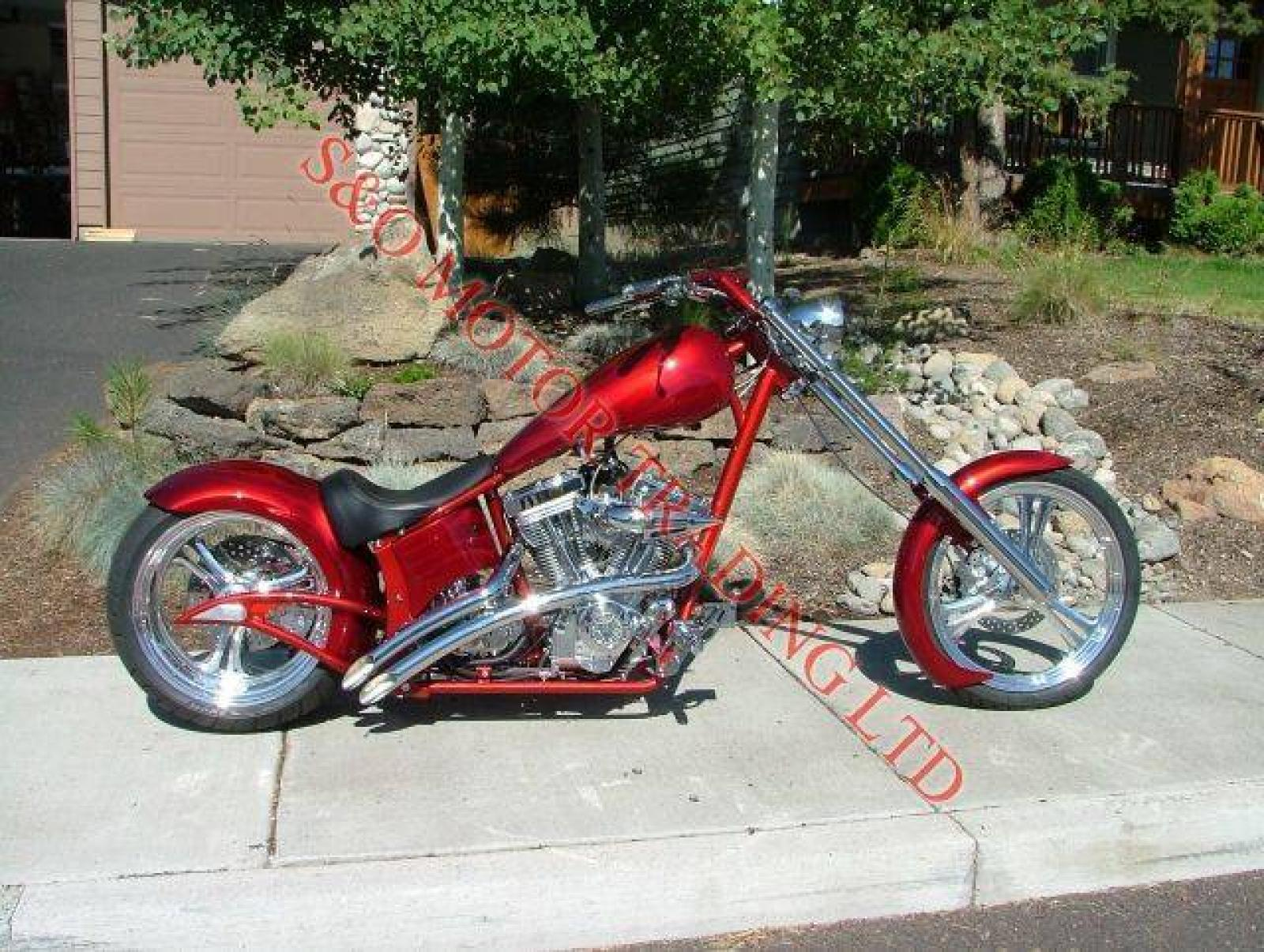 Big Bear Choppers Merc Softail 100 Smooth Carb 2010 images #63763
