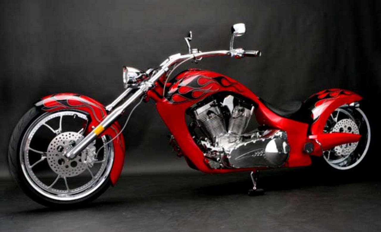 Big Bear Choppers Paradox 114 EFI X-Wedge images #63463