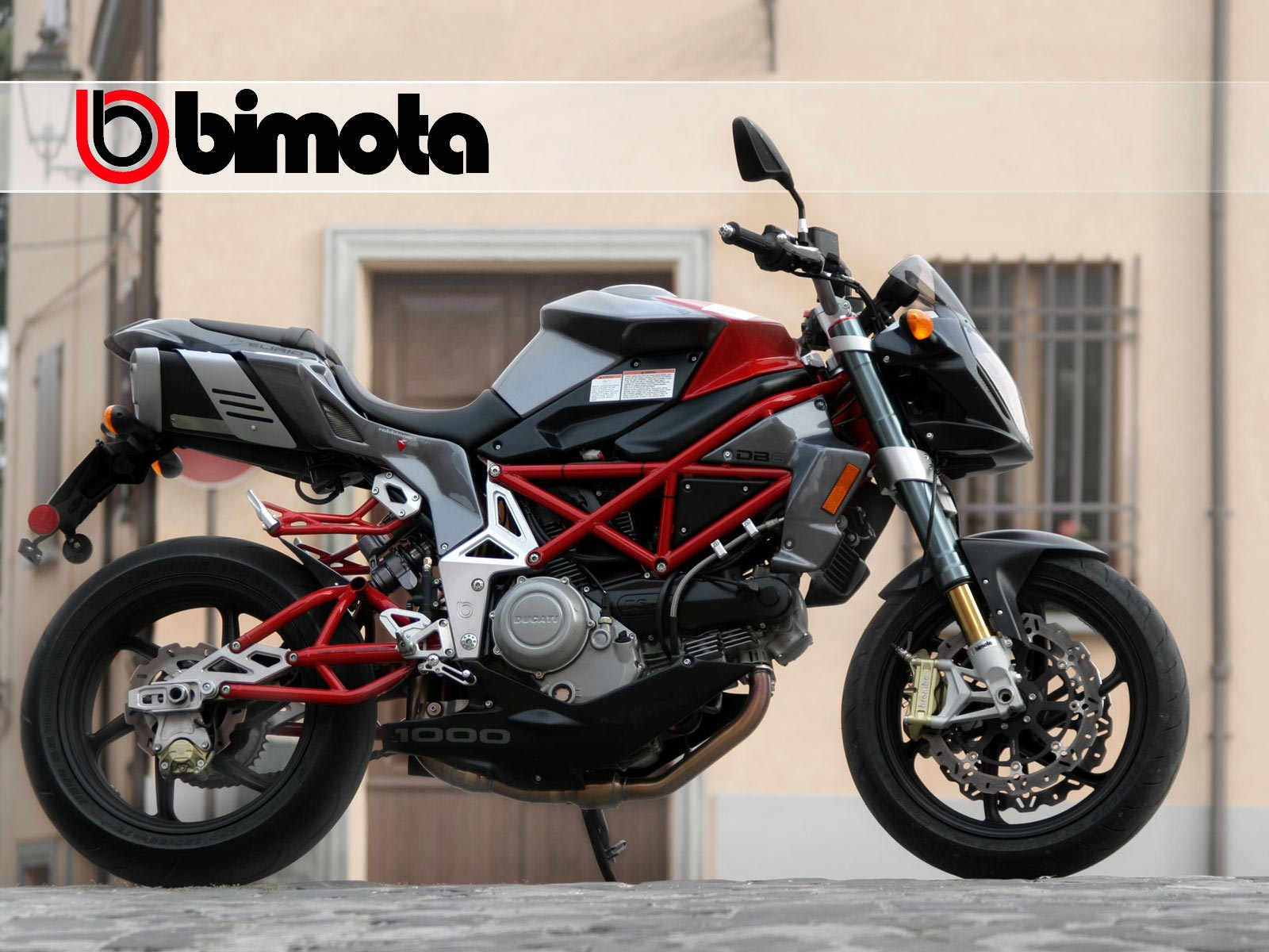 Bimota DB 6 Delirio 2009 wallpapers #137175