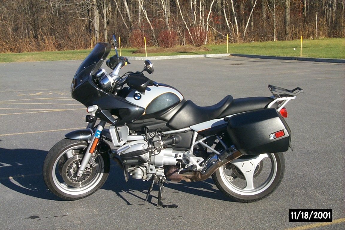 BMW R1100RS 1996 images #9906