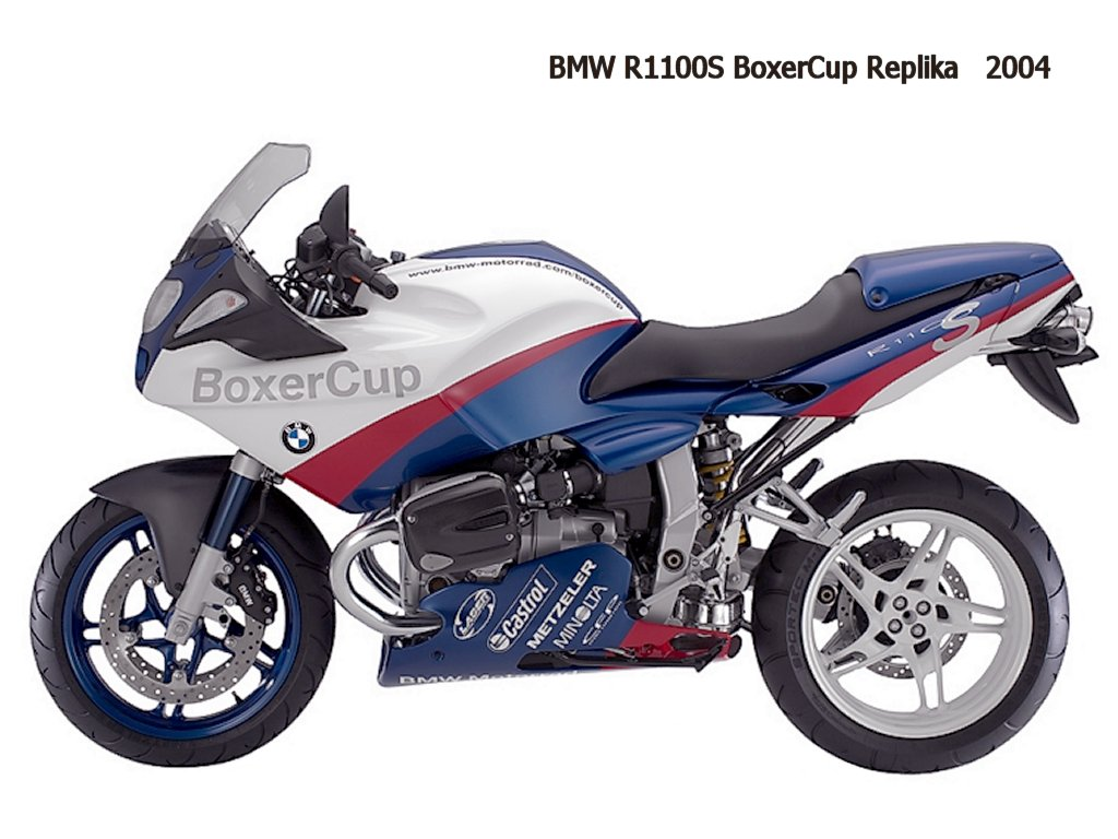 BMW R1100S BoxerCup Replika images #12987