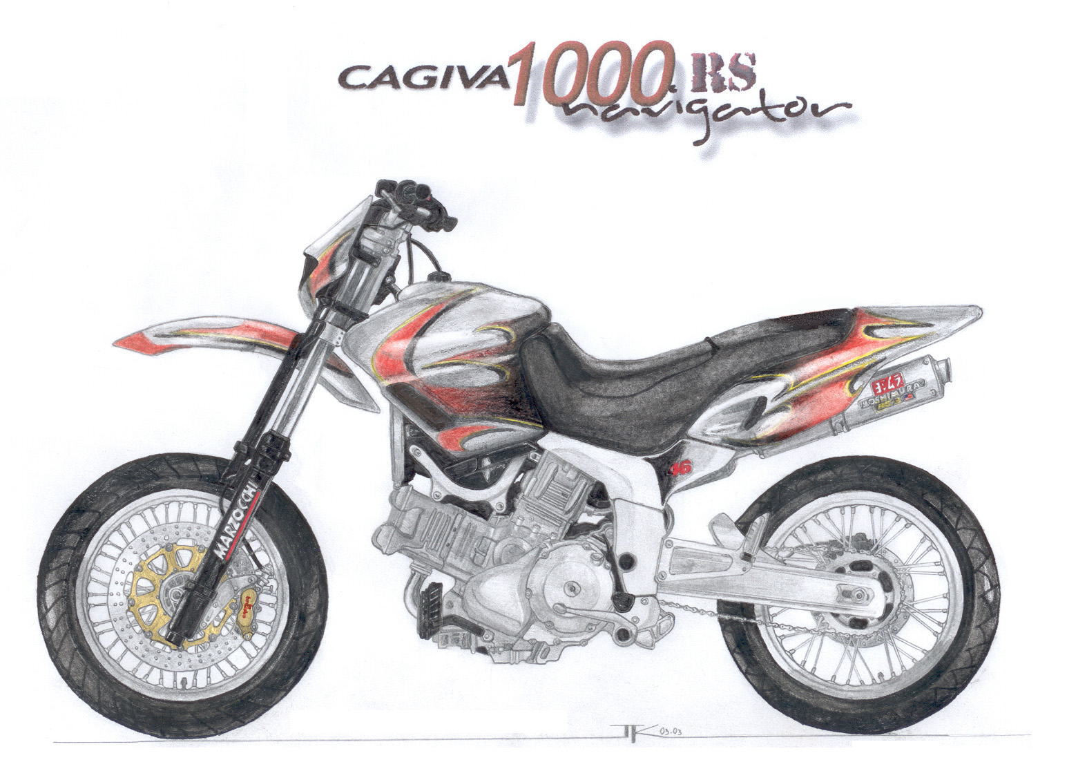 Cagiva Navigator 1000 images #162857