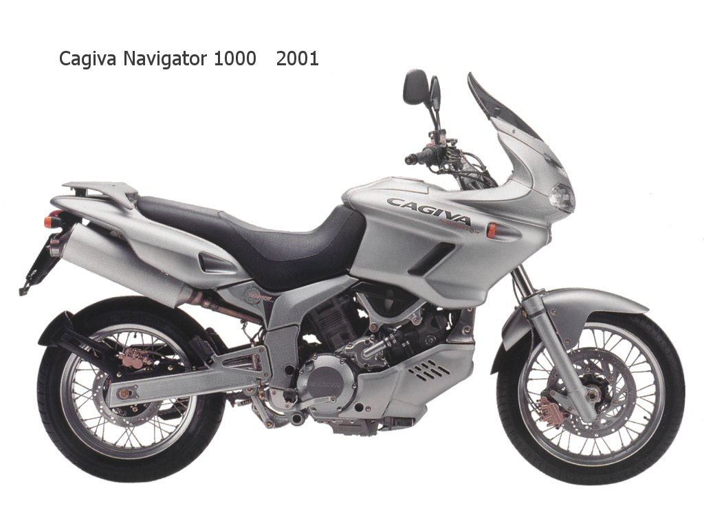 Cagiva Navigator 1000 2003 wallpapers #137274
