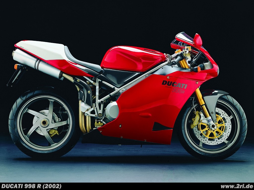 Ducati 998 R 2002 wallpapers #11795