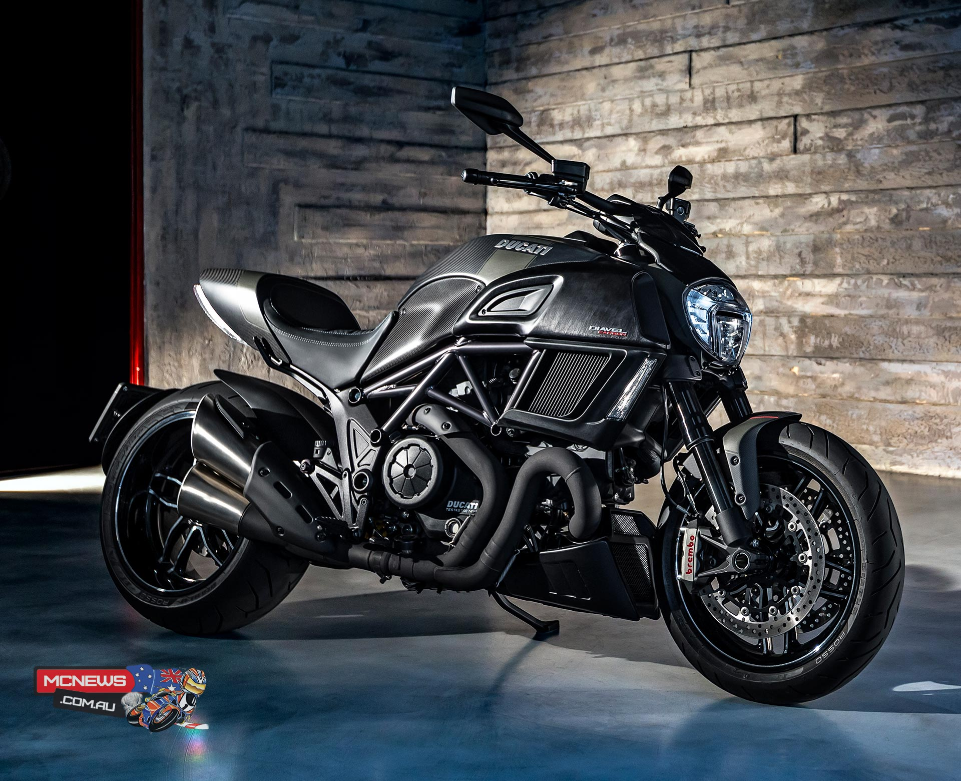 Ducati Diavel Carbon wallpapers #50395
