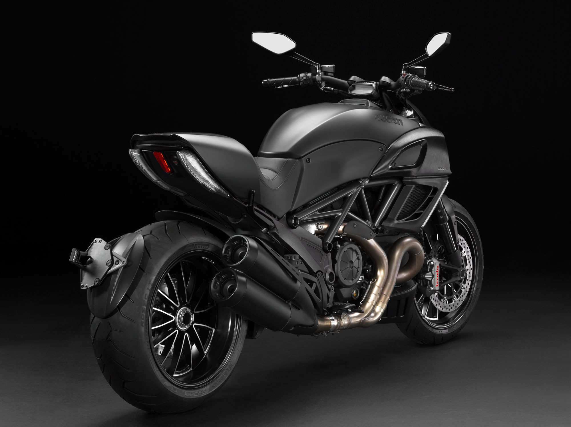 Ducati Diavel Dark wallpapers #12788