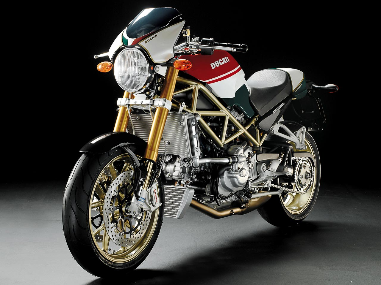 Ducati Monster S4R 2003 wallpapers #11197