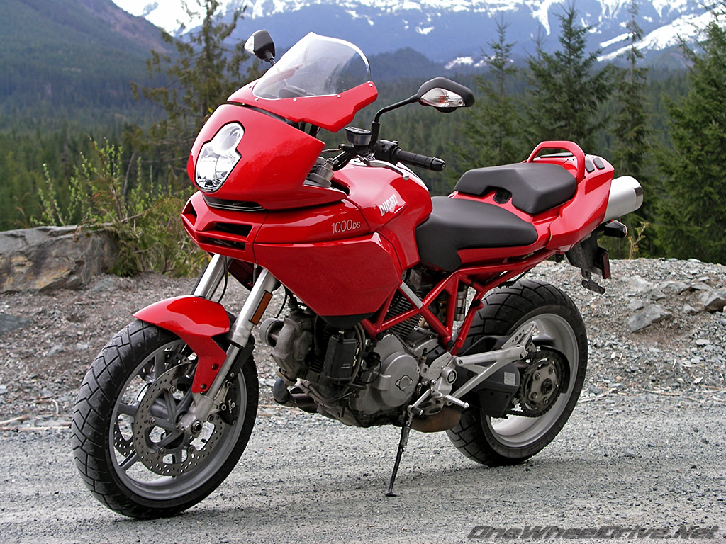 Ducati Multistrada 1000 DS 2006 images #79205