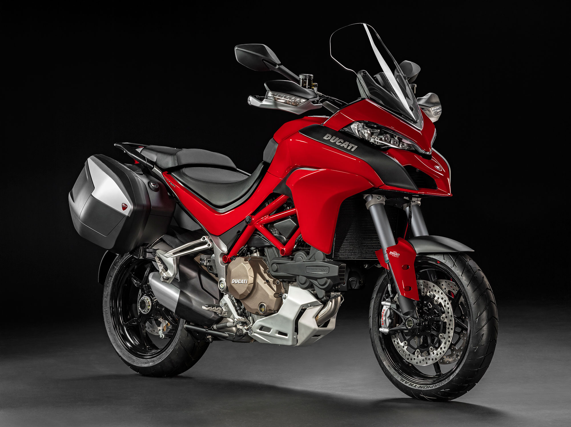 Ducati Multistrada 1200 2015 wallpapers #13187