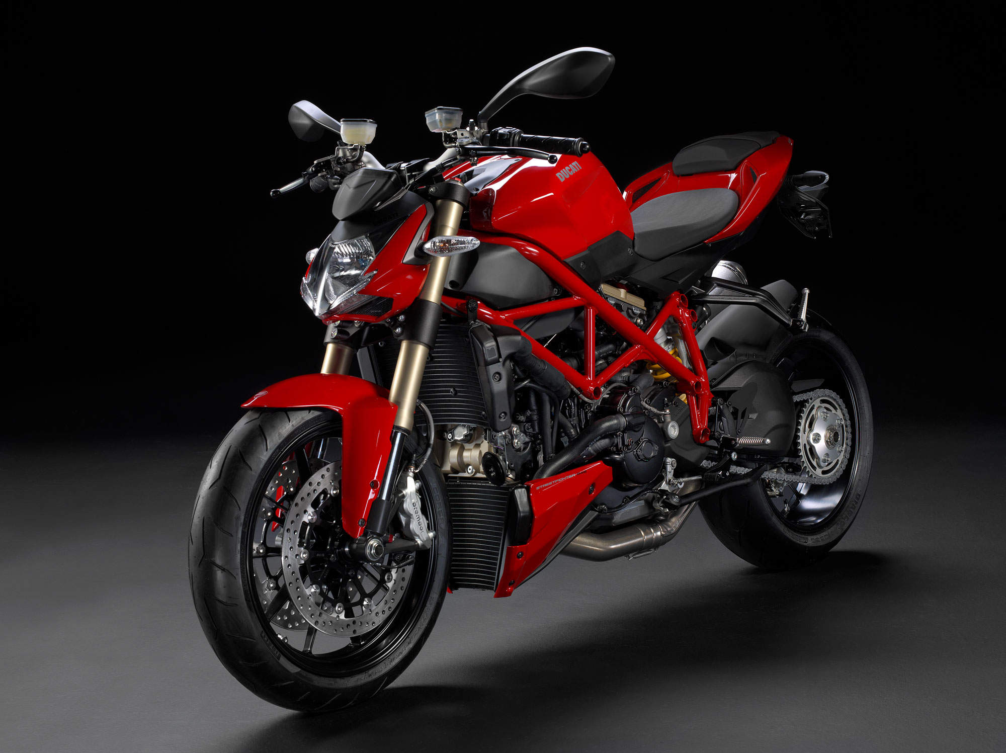 Ducati Streetfighter 848 2012 wallpapers #26388
