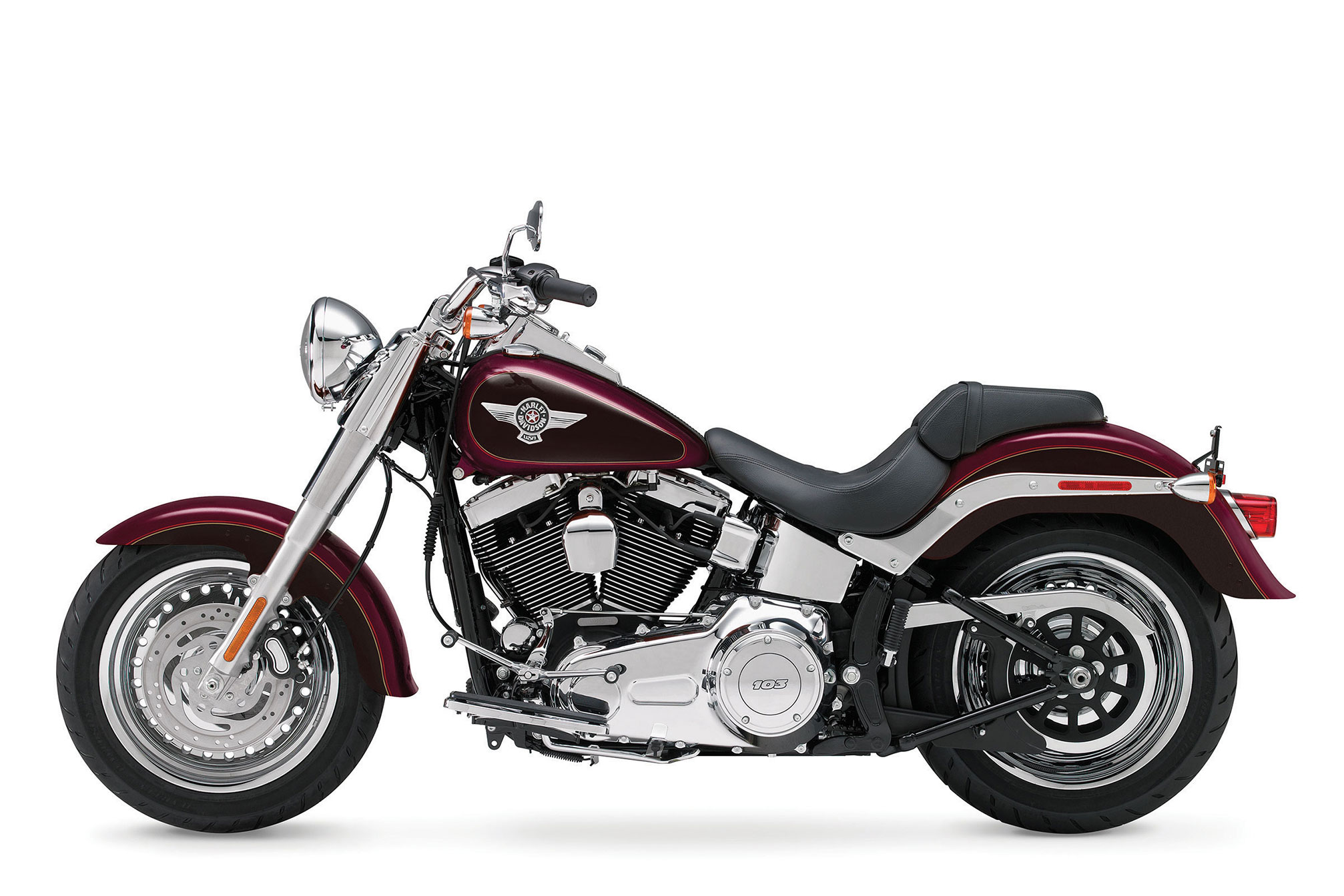 Harley Davidson Fatboy Specifications