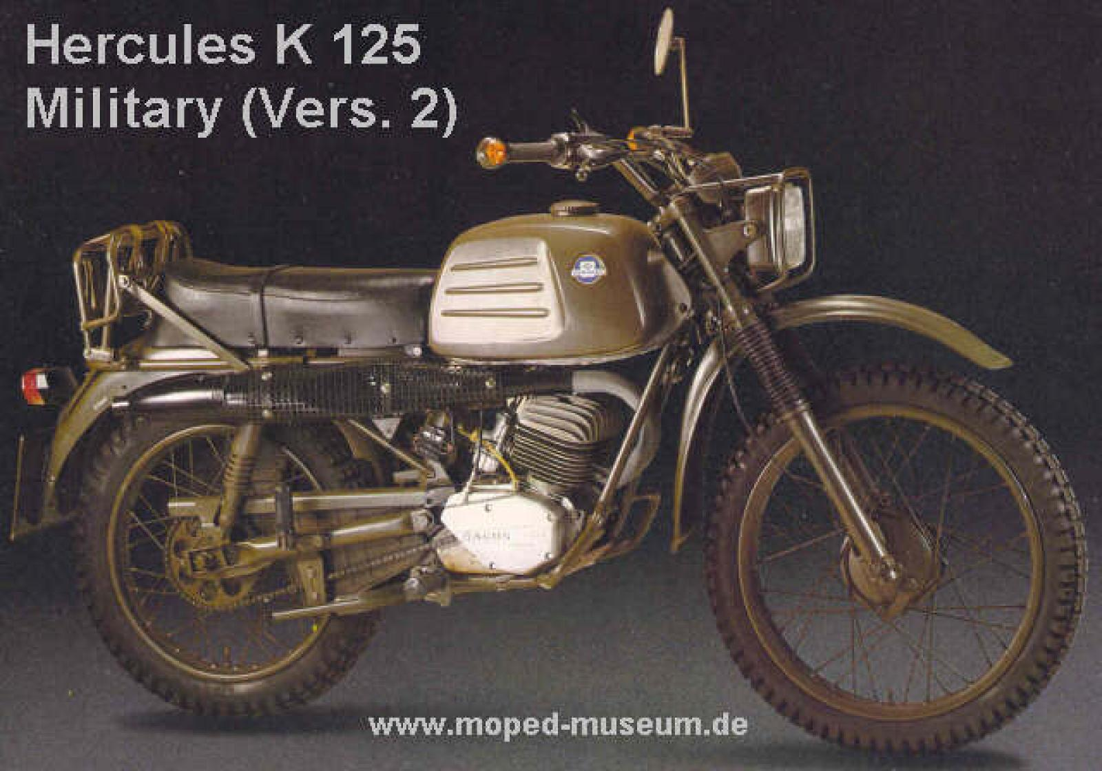 Hercules K 125 Military 1985 wallpapers #144714
