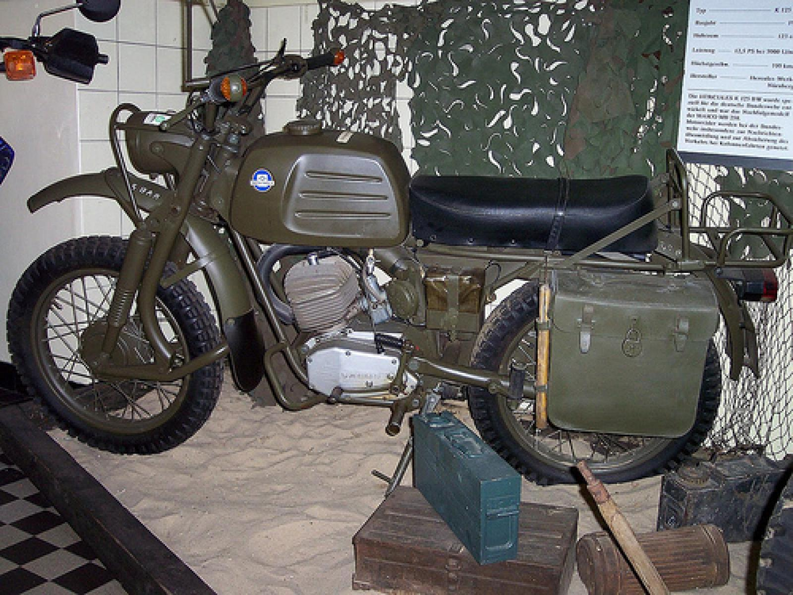 Hercules K 125 Military 1987 images #147196